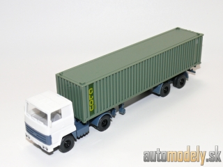 "Wiking 523/20 - Ford Container Sattelzug ""CLOU"" - HO 1:87"