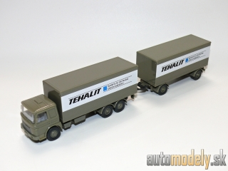 "Wiking 471 - MAN Bussing ""Tehalit"" - HO 1:87"