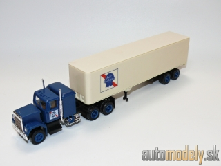 "Herpa 852228 - Chevy Bison ""Pabst Bier Blue Ribbon - HO 1:87"