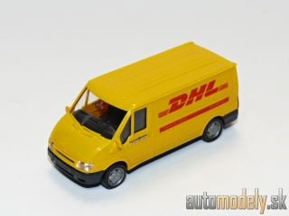 "Reitze - Ford Transit ""DHL"" - 1:87"