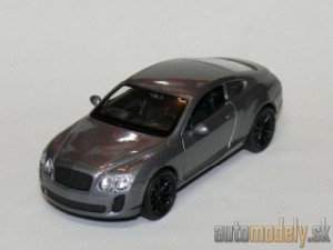 Welly - Bentley Continental Supersports 1:34-1:39