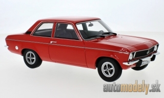 BoS-Models - Opel Ascona A, red, 1973 - 1:18