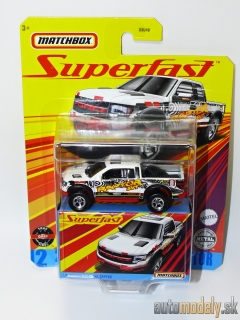 Matchbox 12 GNY12 - 2010 Ford F-150 SVT Raptor - 1:64