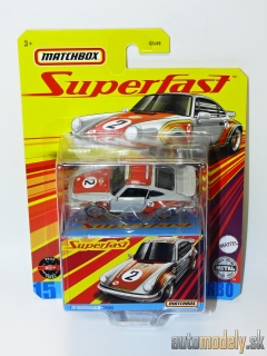 Matchbox 15 GKP51 - 1980 Porsche 911 Turbo - 1:64