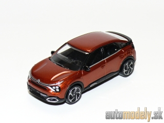 Norev - Citroen C4 2020 Orange - 1:64