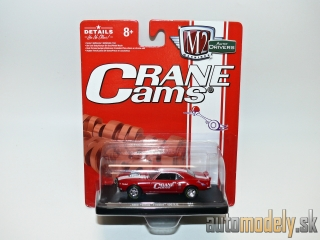 "M2 Machines - 1968 Pontiac Firebird 400 H.O. ""Crane Arms"" - 1:64"