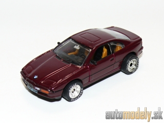 Matchbox Ultra - 1992 BMW 850i - 1:62