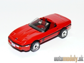 Matchbox Ultra - 1987 Chevrolet Corvette - 1:56