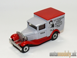 "Matchbox - Model A Ford ""Tittensor First School Computer Fund 1984"""