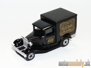 "Matchbox - Model A Ford ""Hardys Black Bottle Brandy"""