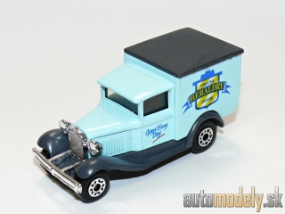 "Matchbox - Model A Ford ""Heraldry Chester Centre"""""