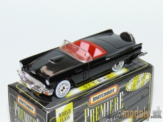 Matchbox Premiere Collection - 1957 Thunderbird - 1:63